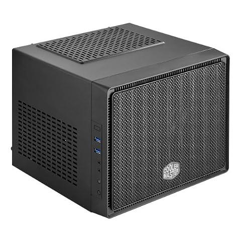 Cooler Master Elite 110 Mini-ITX Computer Case (RC-110-KKN2) (Thermaltake Core V21)