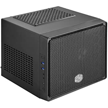 Cooler Master Elite 110 Mini-ITX Computer Case (RC-110-KKN2)