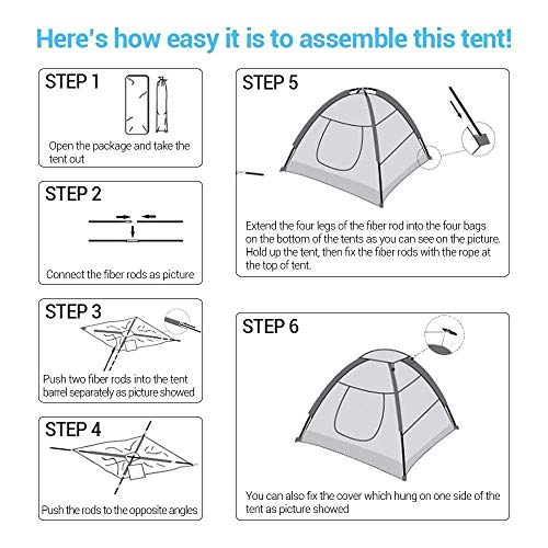 Pettom Dog Cat Camping Tents Pet Travel Bed Pop Up Beach Tent Portable Water-Resistant Outdoor Camp Easy Set up and Take Down (Green)