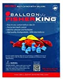 Balloon Fisher King 401 Multi-Clip Pro Pack with 9-Inch Balloons (10-Pack) Model: 401