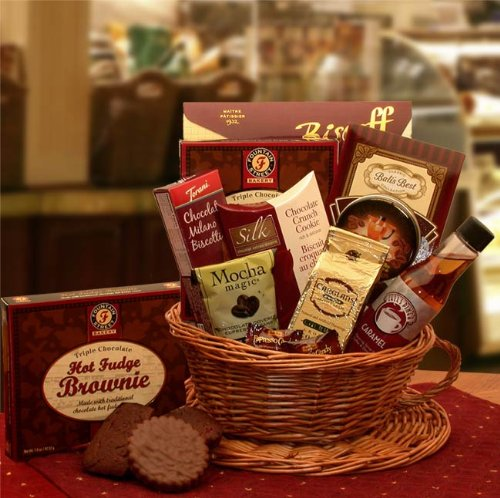 Just a Cup of Joe Gift Basket of Coffee