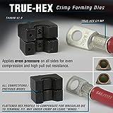 TEMCo Hydraulic Cable Lug Crimper TH0006 V2.0 5 US
