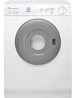 Indesit IS 41 V (EX) - Secadora (Independiente, Frente, Color blanco