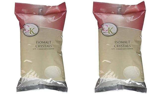 CK Products Isomalt Crystals 1 Pound Basic