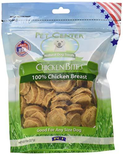 (U.S. Made Chicken Nibbles - 8 Oz. Bag)