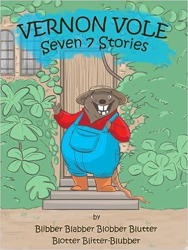 VERNON VOLE: Seven 7 Stories