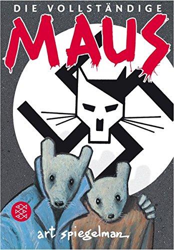 Die vollständige Maus Taschenbuch – 1. April 2008 Art Spiegelman Die vollständige Maus FISCHER Taschenbuch 3596180945
