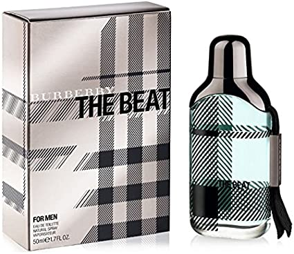 Burberry Acqua di Profumo, The Beat Men Edt Vapo, 50 ml