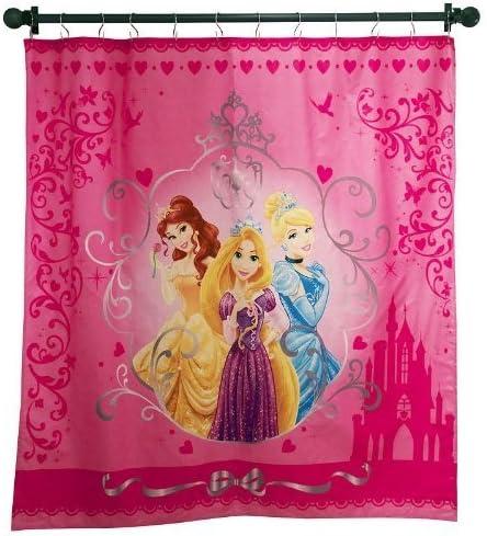Disney Princess Vinyl Shower Curtain