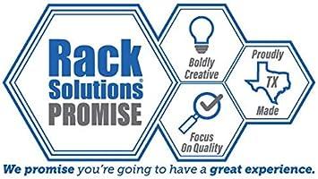 RackSolutions 7U 2Post Conversion Kit Server Rack Depth Extender