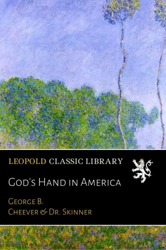 Read Online God's Hand in America pdf epub