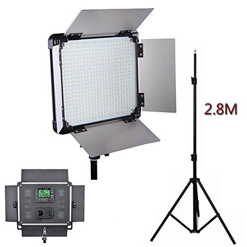 Yidobol E-2000 Daylight High Power 1724 LED Continuous Photo
