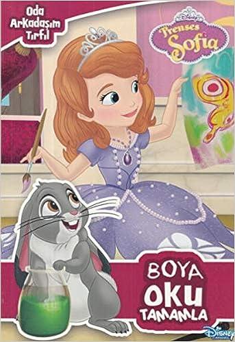 Disney Prenses Sofia Boya Oku Tamamla Oda Arkadasim Tirtil