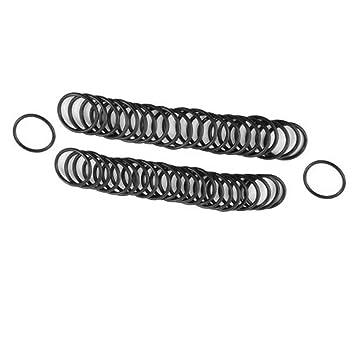 10/St/ück 70/mm x 4/mm x 62/mm Mechanische Schwarz NBR O-Ringe Oil Seal Unterlegscheiben