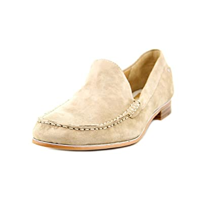 587c28de33da Dolce Vita Women's Venka Slip-On Loafer,Stone Suede,6.5 ...