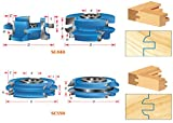 Amana Tool - SC440 2Piece Carbide Tipped 3-Wing
