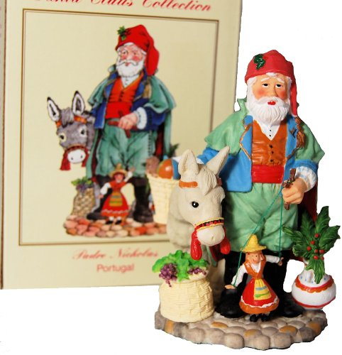 Padre Nick Portugal International Santa Claus Collection