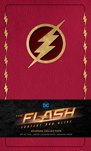 The Flash: Journal Collection (Set of - Dc Stars Collection