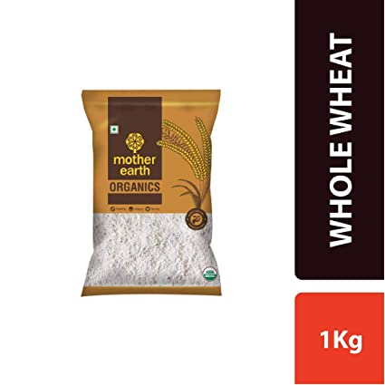 MOTHER EARTH Whole Wheat Atta 5KGS