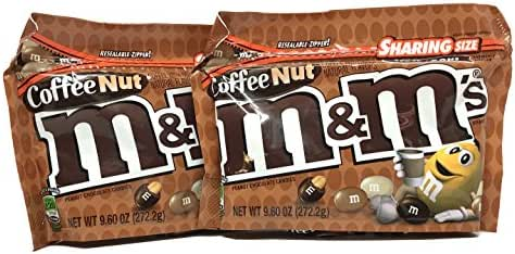 Chocolate Candies: M&M's Coffee Nut