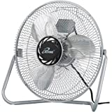 iLIVING 12 Industral Grade 3-Speed High Velocity Floor Fan