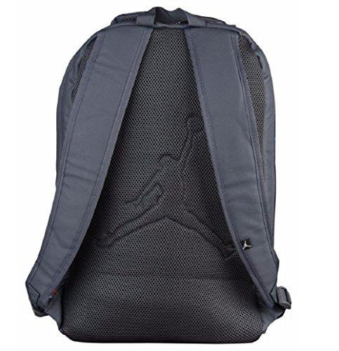 Nike Jordan Retro 12 Backpack W/ Laptop Pocket Dark Grey