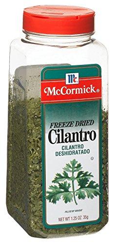 freeze dried cilantro - 7