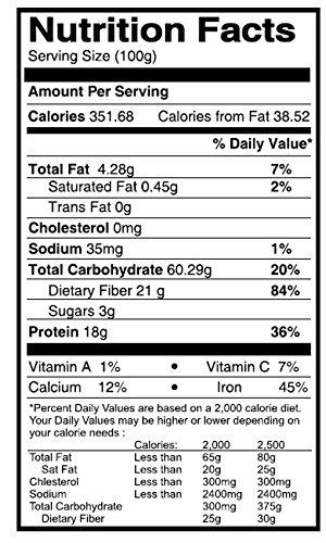 Organic Tattva Kala Chana 500g Amazon In Grocery Gourmet Foods