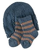 Falke Baby Boy's Cashmere Blend Gift Set (Infant) Thistle 74-80 (6-12 Months)