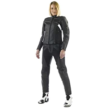 Dainese G. Cage Pelle Lady Leather Jacket 70ae69470a1
