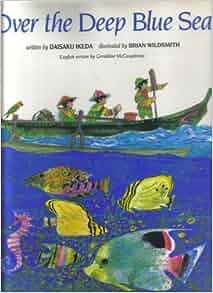 Over the Deep Blue Sea: Daisaku Ikeda: 9781935523598 ...