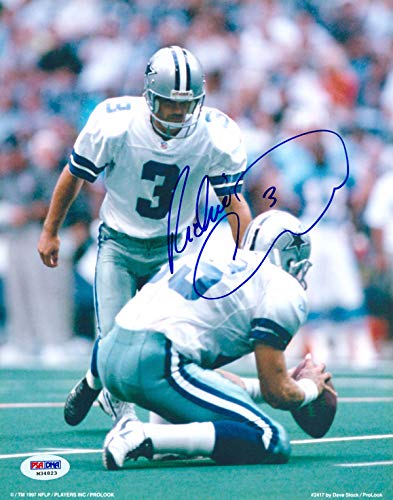 Richie Cunningham Signed Autographed Dallas Cowboys 8x10 Photo TRISTAR COA TRISTAR Productions