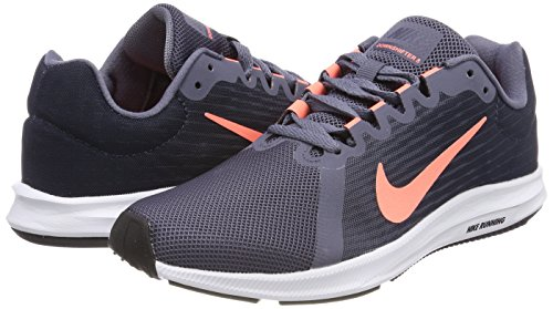Para De Running Mujer Zapatillas Multicolor 8 Nike Downshifter wBZqX84