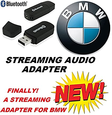 New Bmw Bluetooth Streaming Usb Adapter Kit Module for Android Apple Iphone  Ipod