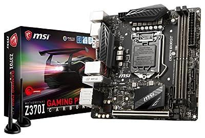MSI Z370 Gaming VR Ready 64GB DDR4 ATX Motherboard