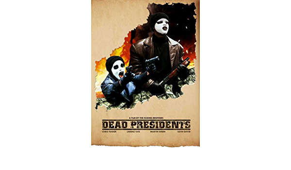 Chris Tucker Dead Presidents Movie POSTER 11 x 17 Larenz Tate A Keith David