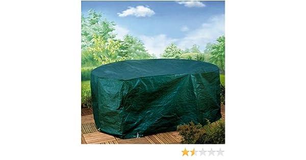 Genius Ideas R 079155 - Funda para muebles de exterior: Amazon.es: Jardín