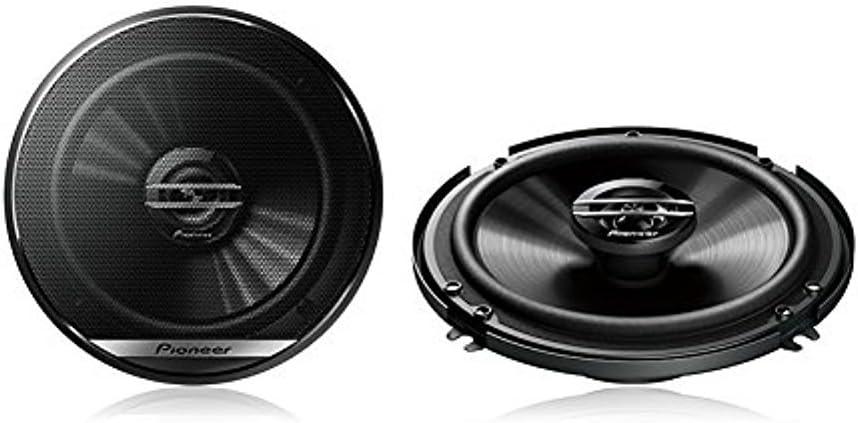 Pioneer TS-G1620F 6-1//2 2-Way Coaxial Speaker 300W Max