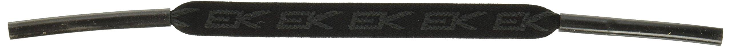 EK Ekcessories 10045C-E2 Black/Gray Sport Cat Eyewear Retainer by EK Ekcessories