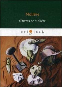 Book Oeuvres de Moliere