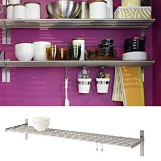 Ikea Grundtal Long Shelf Stainless Steel (B00865KOHK) | Amazon price tracker / tracking, Amazon price history charts, Amazon price watches, Amazon price drop alerts