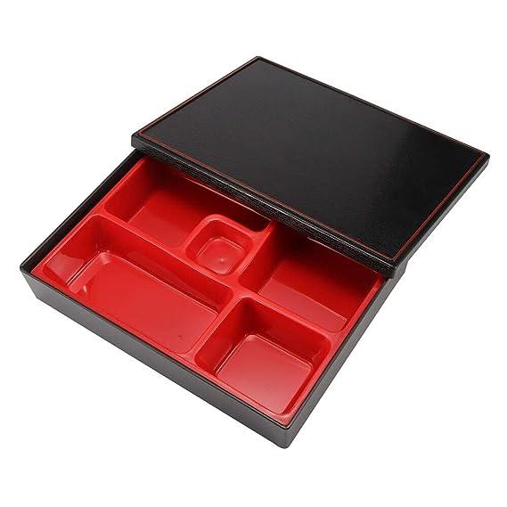Amazon.com: Caja de almuerzo – caja de almuerzo separada Abs ...