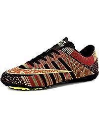 JiYe Pro-Sports Women's Men's Jogging Walking Riding Running Shoes Racquet,Fashion Sneskers,Soccer shoes
