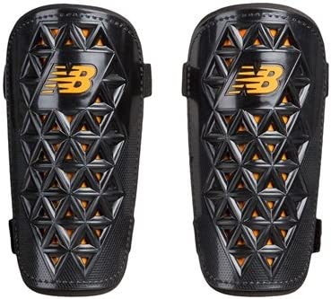 New Balance Furon Dispatch Shin Guards Black: Amazon.co.uk: Sports ...