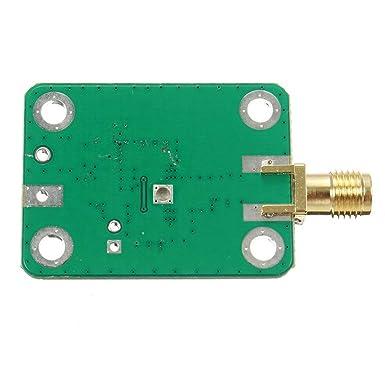 Logarítmica del detector de RF 1-8000MHz AD8318 70dB RSSI medidor de potencia Medición: Amazon.es: Industria, empresas y ciencia