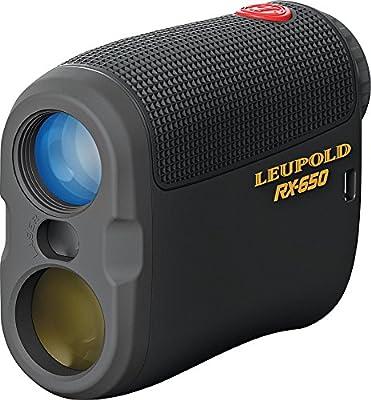 Leupold LP120464 RX-650 Laser Rangefinder Black Rangefinder by Leupold