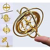 YAH Gyroscopio de precisión de metal antigravedad Spinner equilibrio juguete educativo regalo físico educación niños entrenamiento