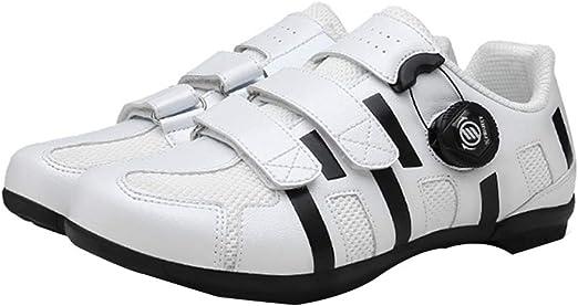 Zapatillas de bicicleta de carretera para hombre y mujer,Bicicleta ...
