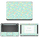 Decalrus - Protective Decal Skin Sticker for Dell ChromeBook 11 3180 (11.6'' Screen) case cover wrap DEchrmbk11_3180-220