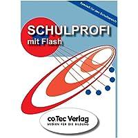 Schulprofi mit Flash - Flash MX 2004 und Flash 8. CD-ROM ab Win 98. Einzellizenz  (Lernmaterialien)